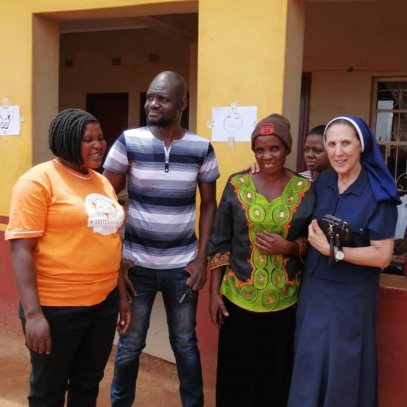 Nazareth House outreaches